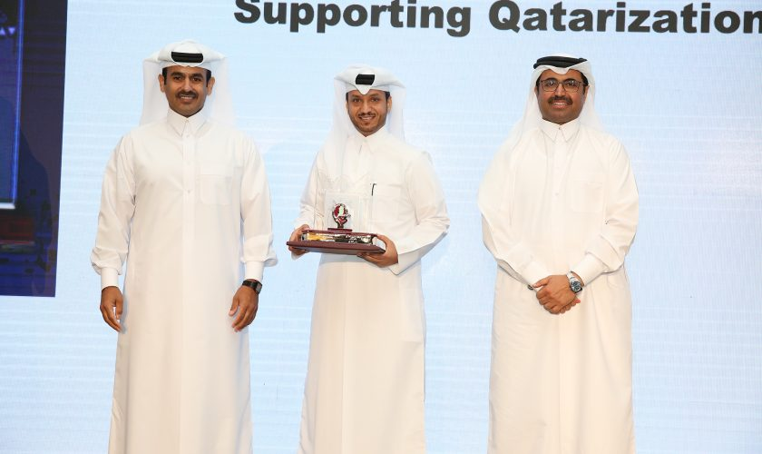 NAKILAT Tops Qatarization Award
