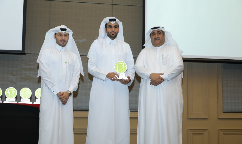NAKILAT QGBC Award Photo